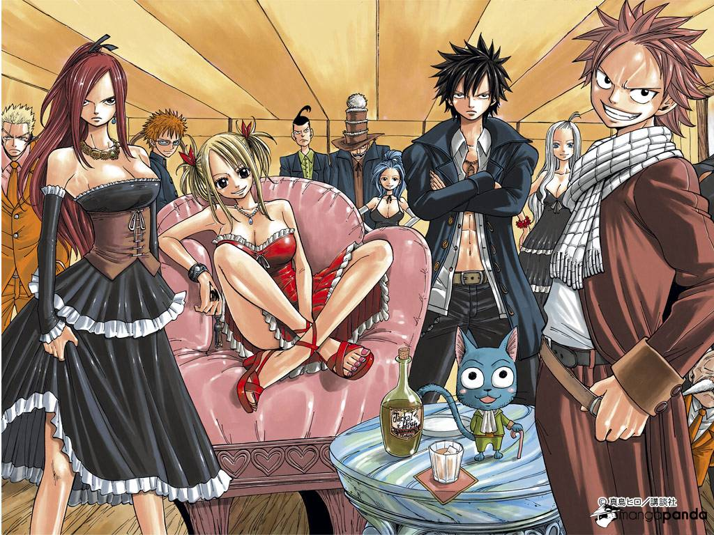 Fairy Tail  7 Cool Hd Wallpaper