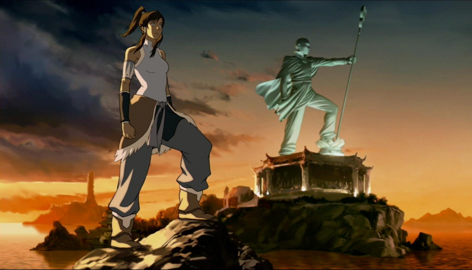 Legend Of Korra 23 Widescreen Wallpaper
