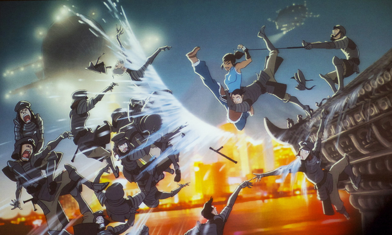 Legend Of Korra	 24 Cool Hd Wallpaper