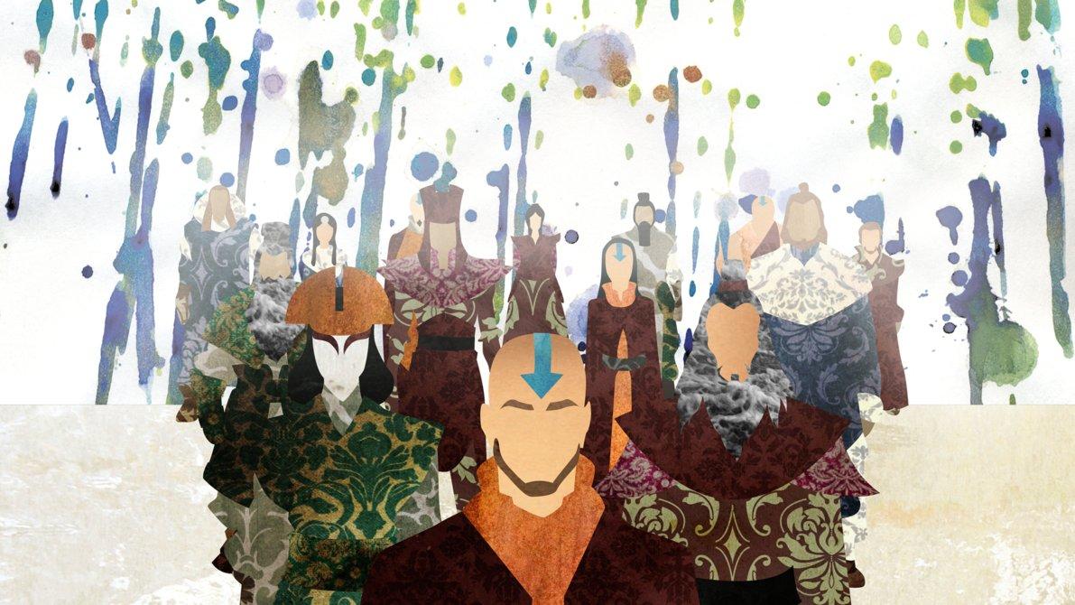 Legend Of Korra 41 Free Hd Wallpaper