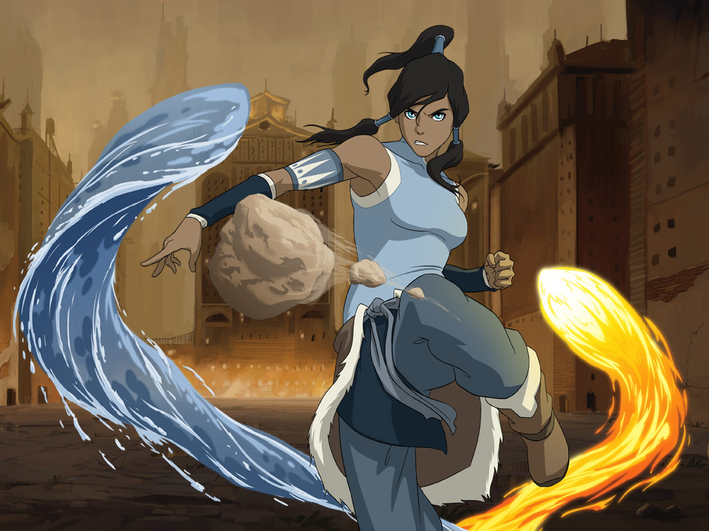 Legend Of Korra	 9 Anime Wallpaper