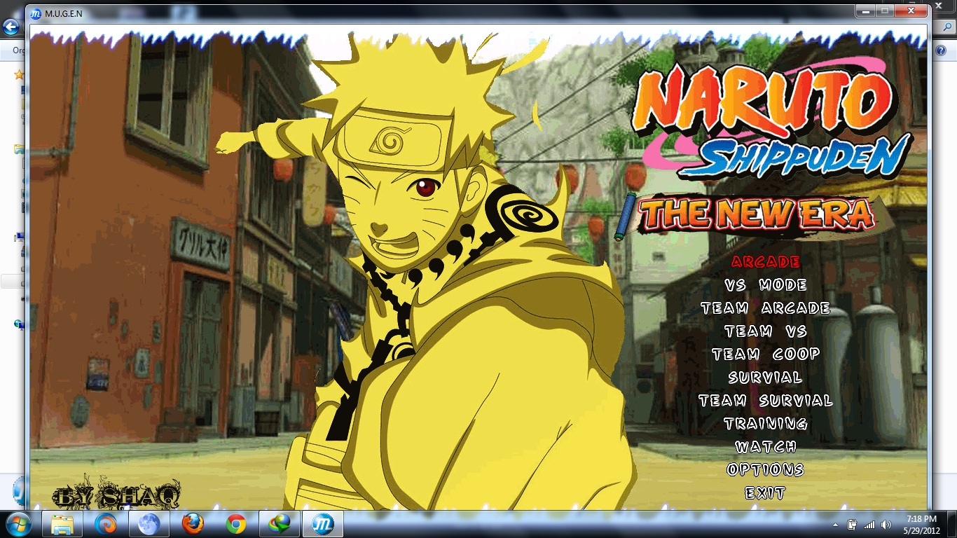 Naruto Games 17 Cool Hd Wallpaper