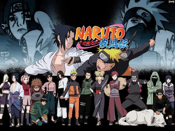 Naruto Games 19 Anime Background