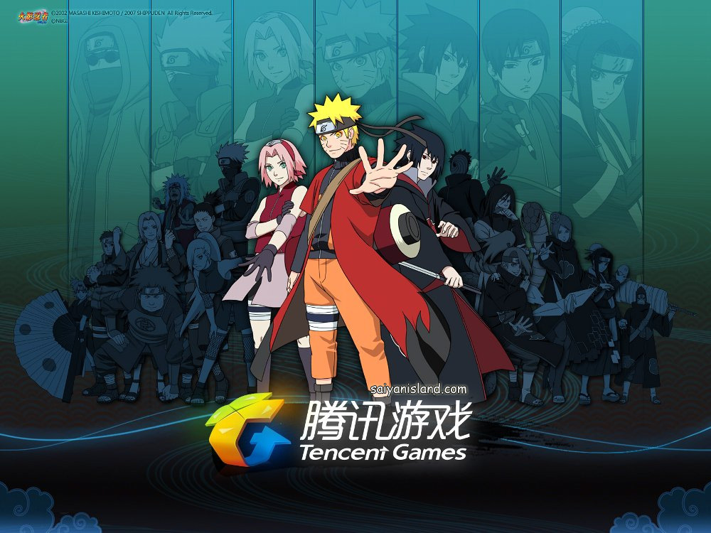Naruto Games 37 Free Hd Wallpaper