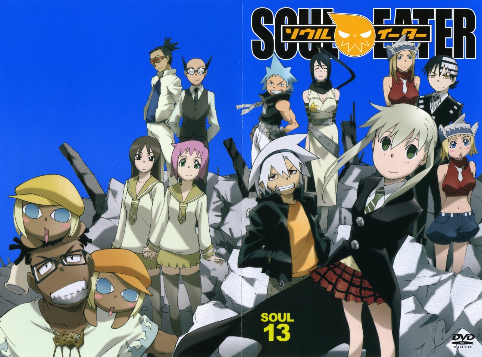 New Soul Eater 28 Desktop Background
