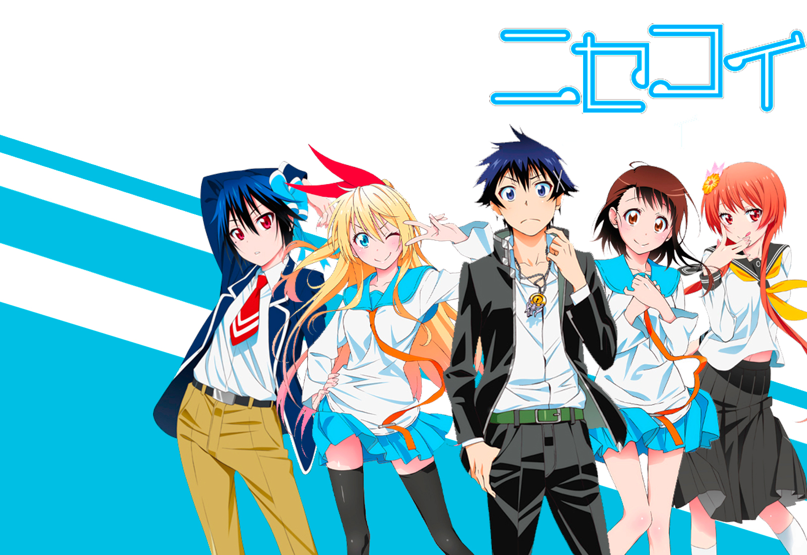 Nisekoi Wallpaper HD