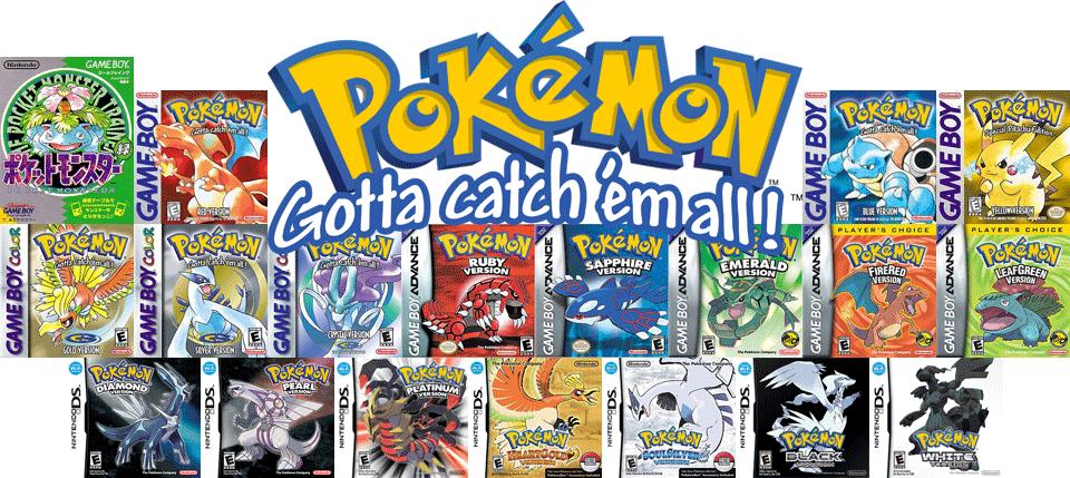 Pokemon Games 18 Cool Hd Wallpaper