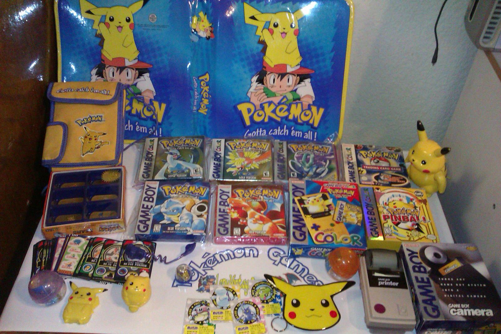 Pokemon Games 2 Free Wallpaper