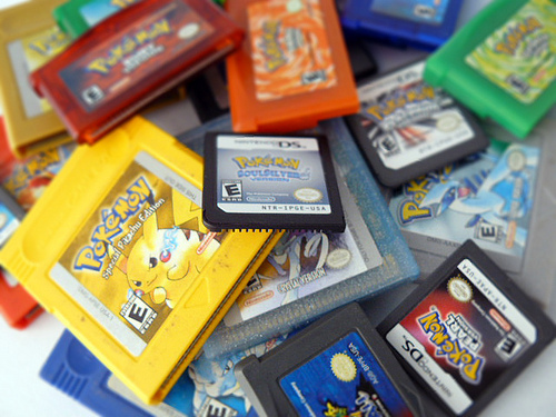 Pokemon Games 27 Background Wallpaper