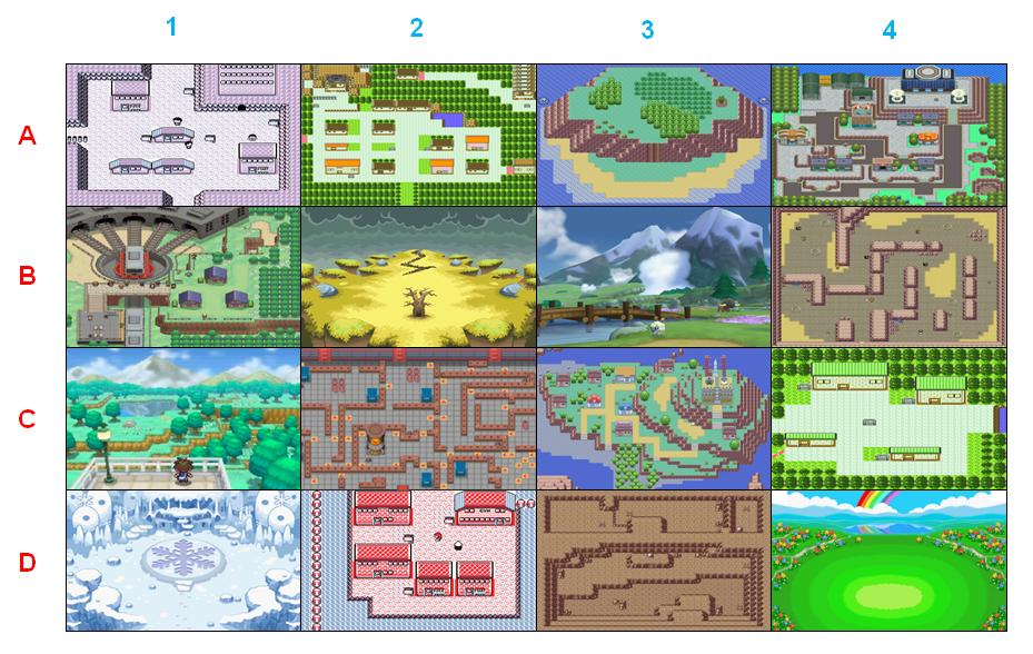 pokemon games 7 anime background animewpcom