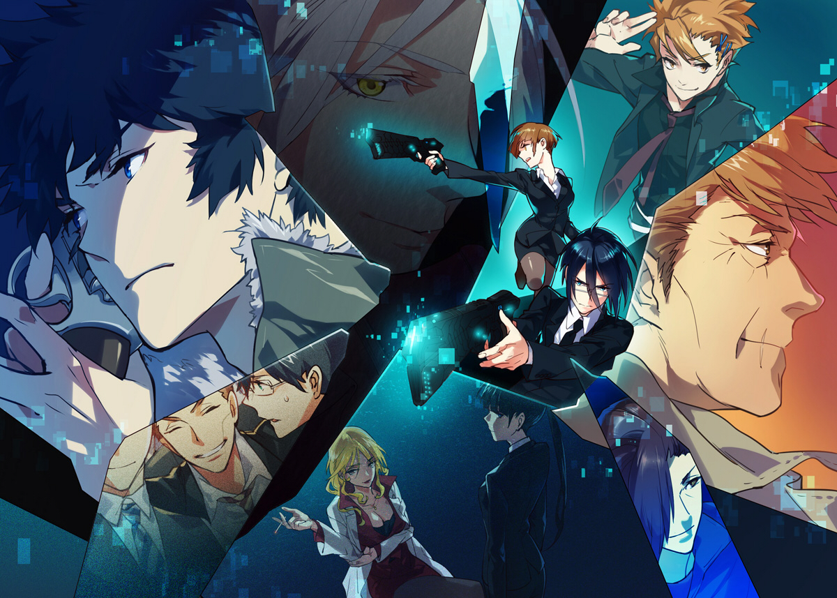 Psycho Pass Season 3 16 Widescreen Wallpaper Animewpcom