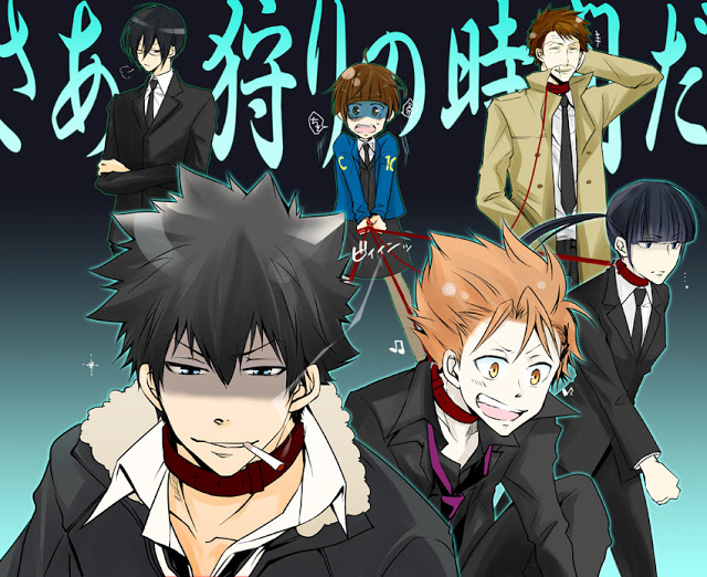 Psycho Pass Season 3 40 Cool Hd Wallpaper Animewpcom