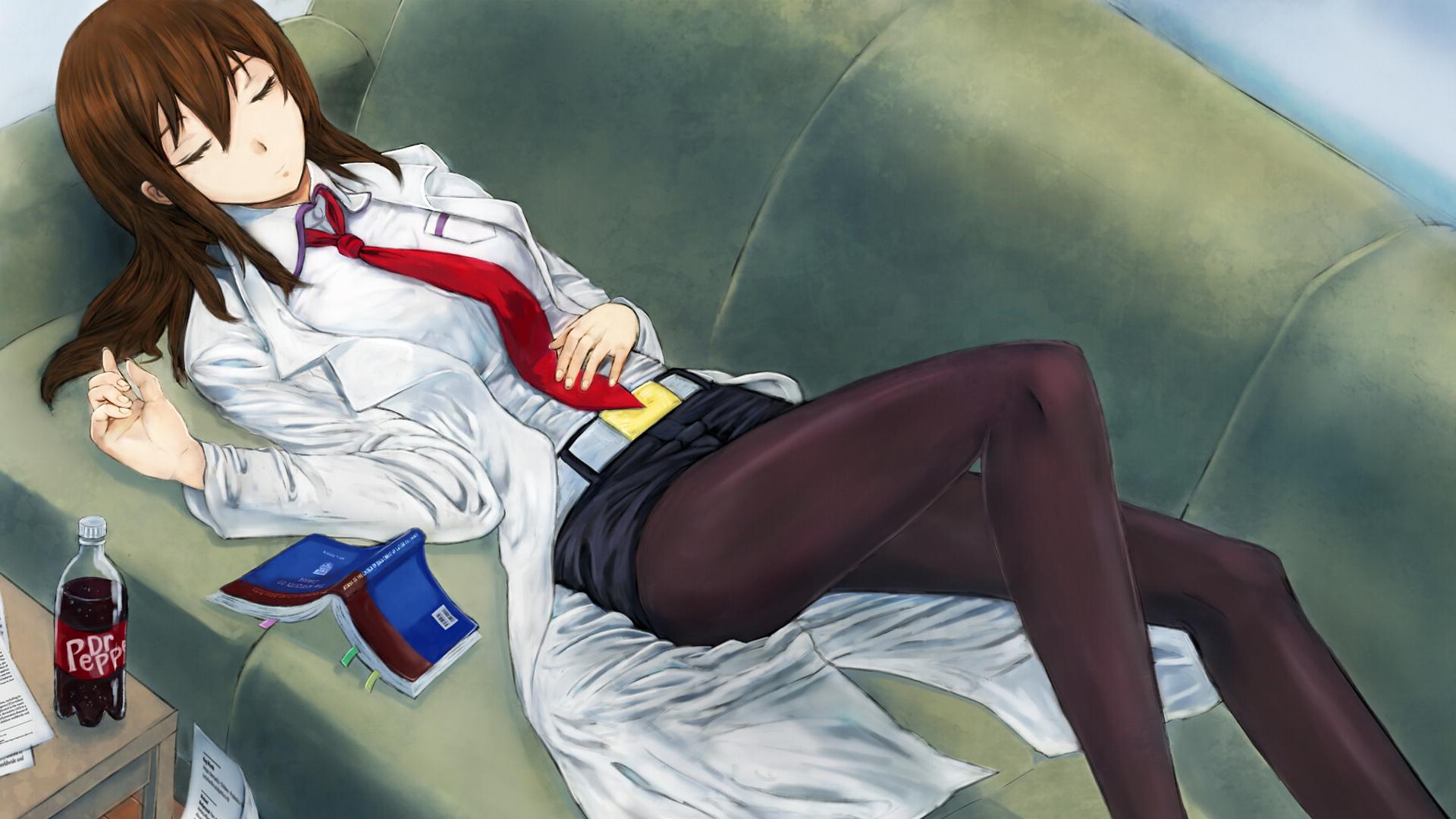Steins Gate Anime 37 High Resolution Wallpaper