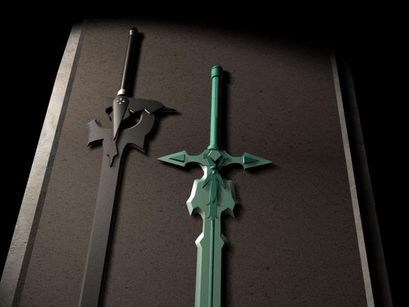 Sword Art Online Season 3 23 Anime Background