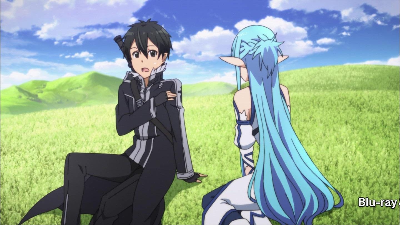 Sword Art Online Season 3 24 Anime Background