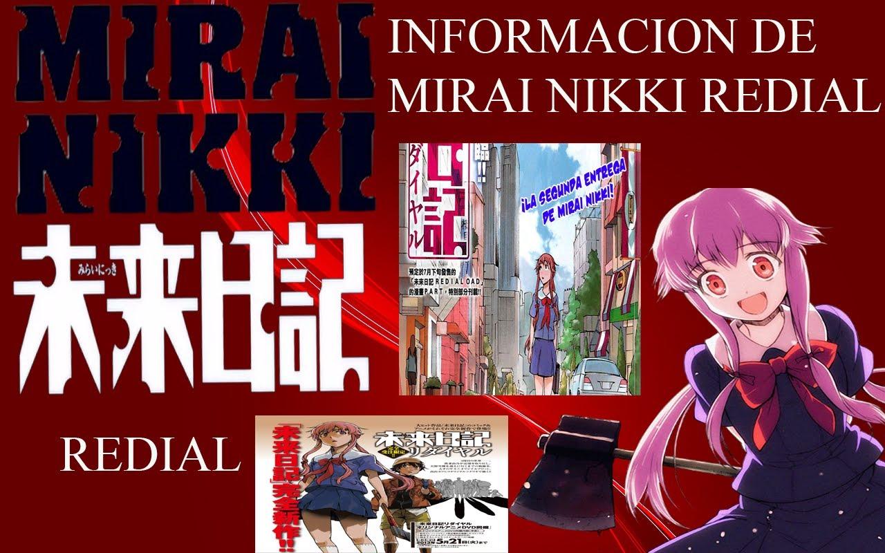 Watch Mirai Nikki 14 Anime Wallpaper