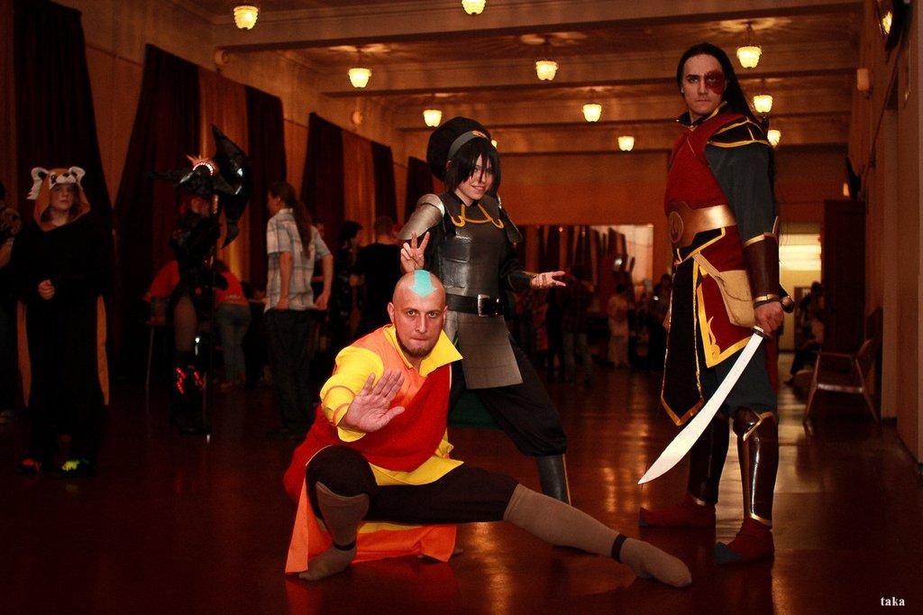 Aang Legend Of Korra 24 Free Wallpaper