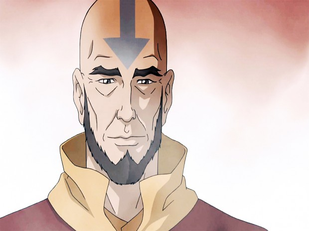 Aang Legend Of Korra 33 Anime Wallpaper