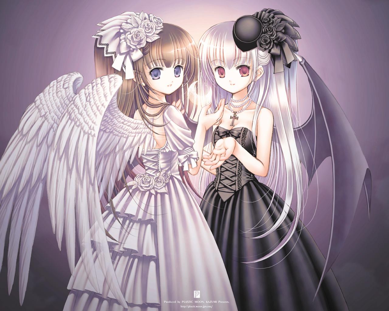 Anime Girl Angel 7 Hd ...