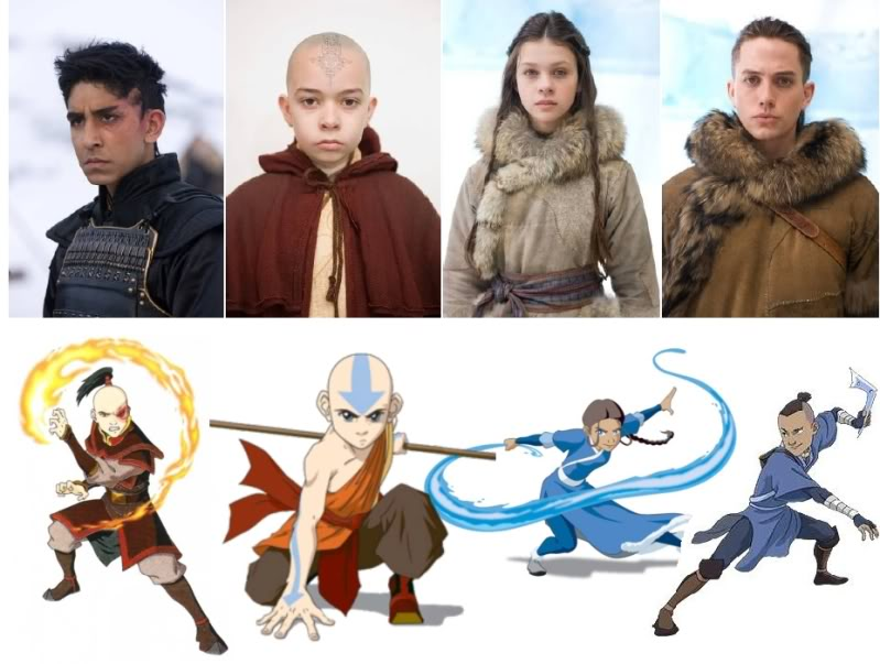 Avatar The Last Airbender Characters 21 Anime Wallpaper