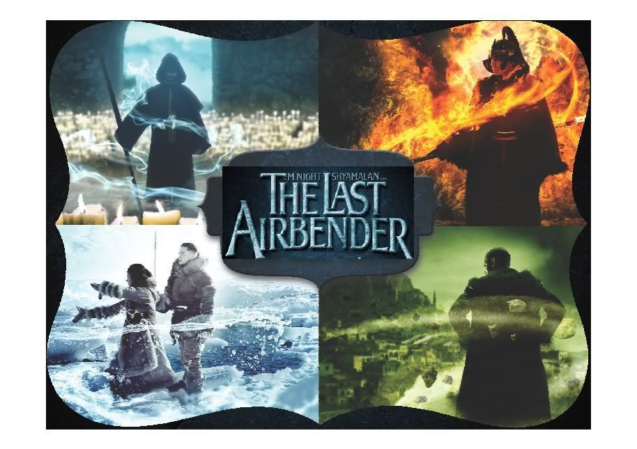 Avatar The Last Airbender Movie 2 1 High Resolution Wallpaper