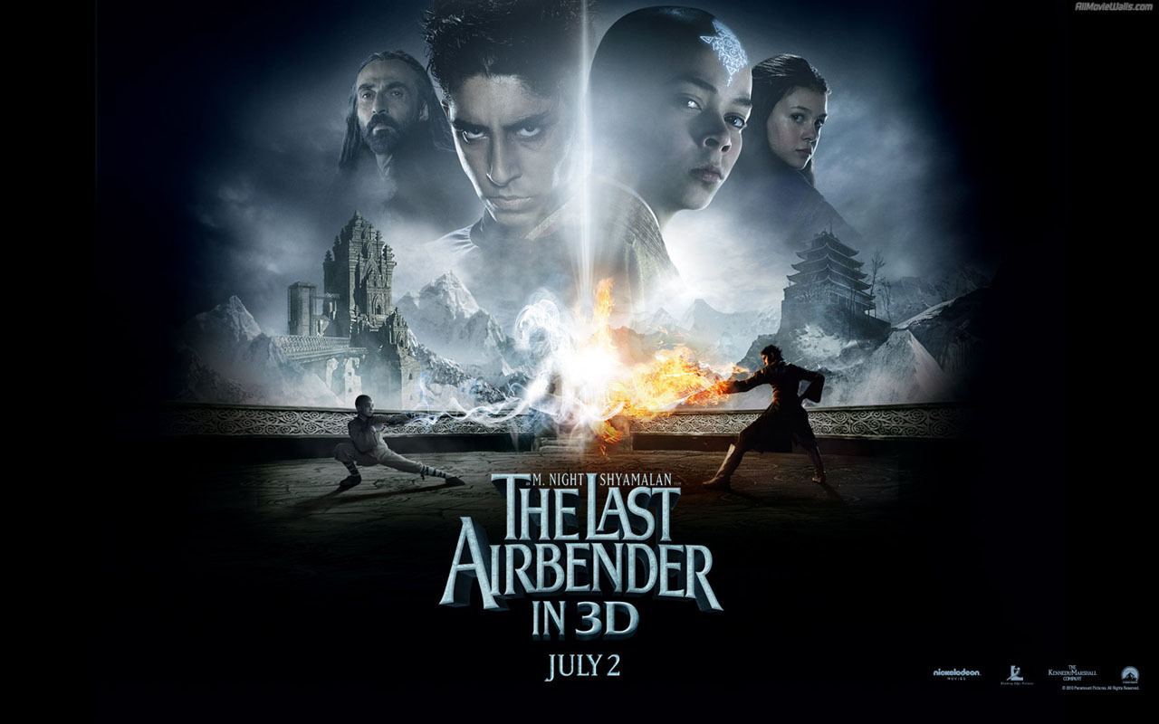 Avatar The Last Airbender Movie 2 18 Widescreen Wallpaper