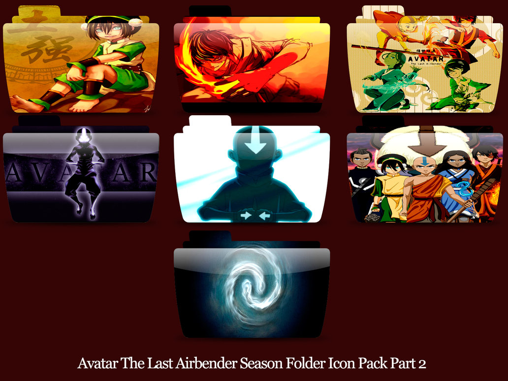 avatar the last airbender all seasons download