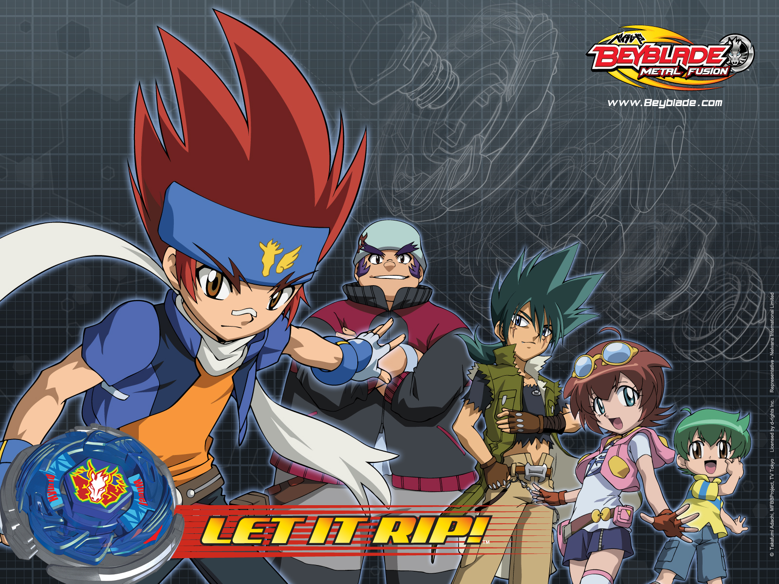 Beyblade Battles Games 11 Anime Background