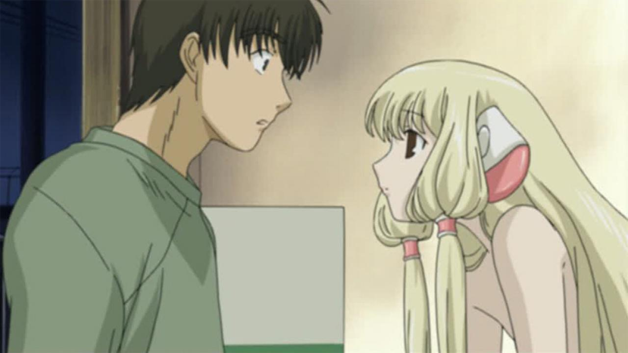 chobits episode 1 animeultima