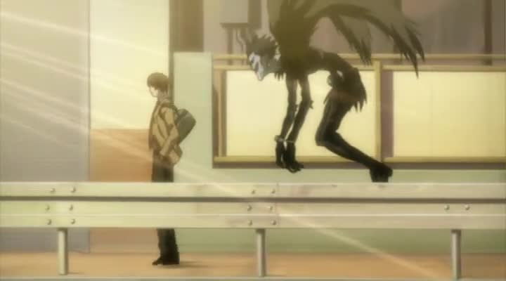 Death Note Episode 1 English Dub 720p Hd
