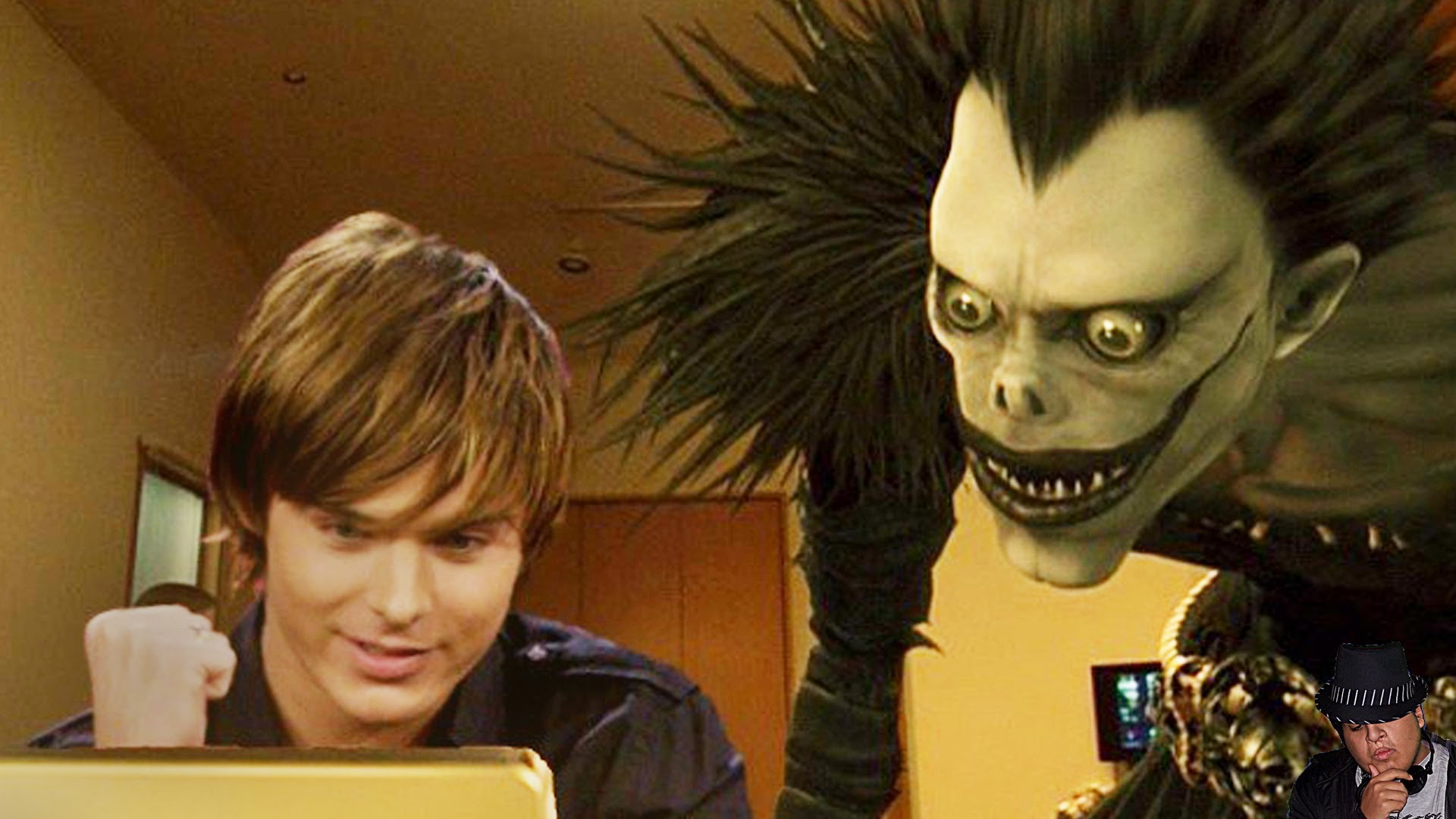 Death Note Live Action 39 Anime Background