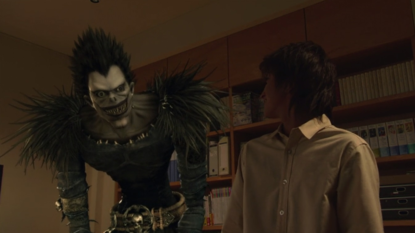 Death Note Live Action 8 Background Wallpaper