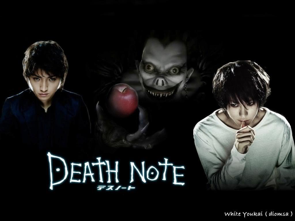 Death Note Movie 28 Wide Wallpaper