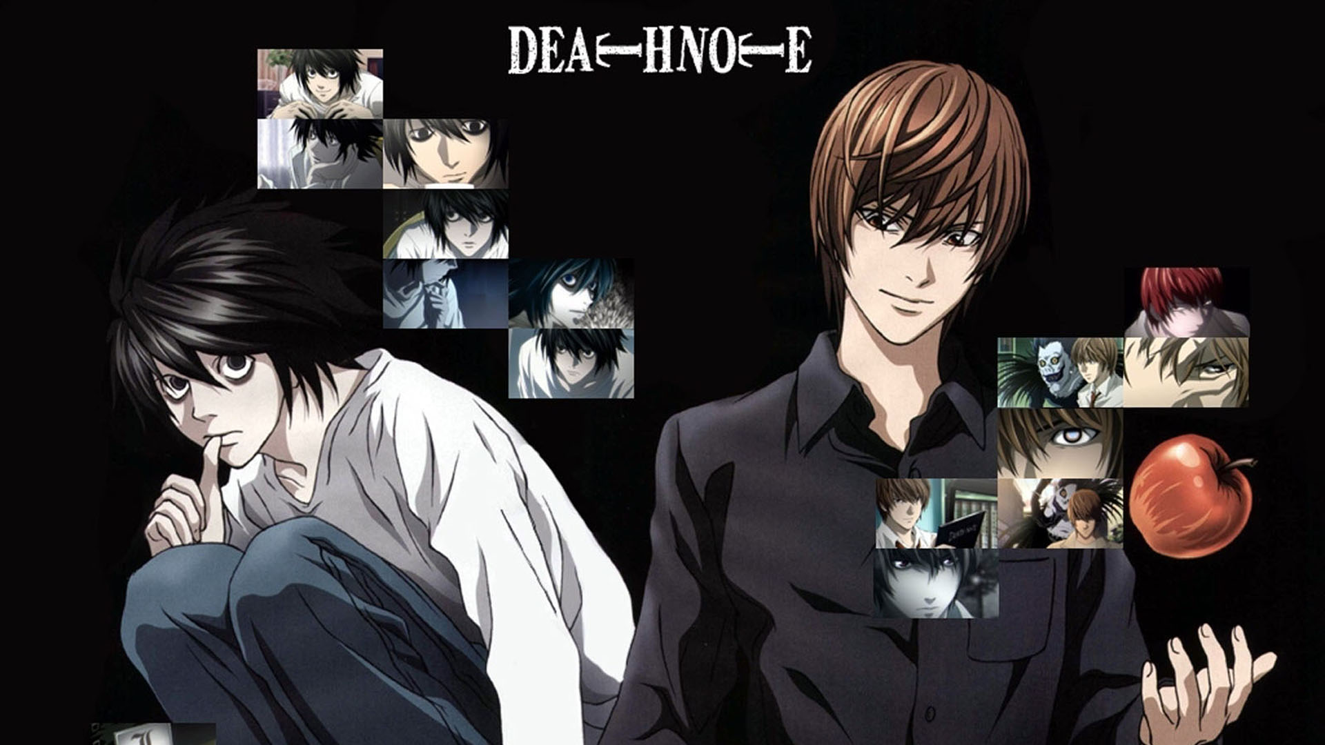 Death Note Related People 27 Hd Wallpaper