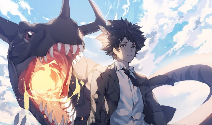 Digimon Adventure Tri 8 Free Hd Wallpaper