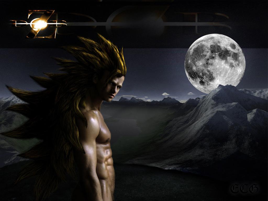 Dragon Ball Z Movies 12 Widescreen Wallpaper