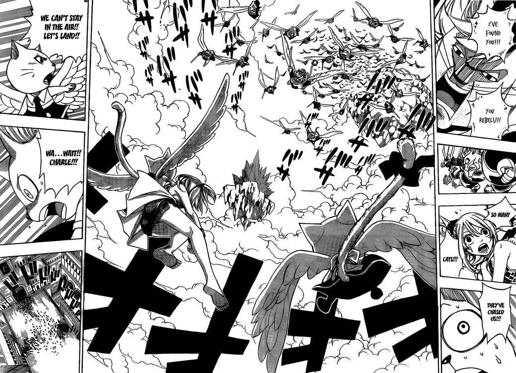 Fairy Tail Manga 25 Free Wallpaper