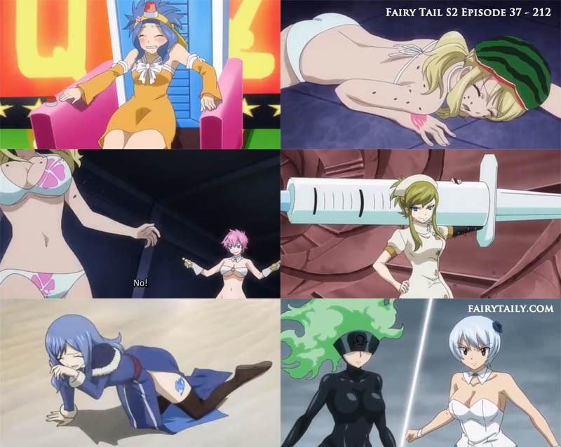 Fairy Tail Season 2 English Dub 26 Background Wallpaper