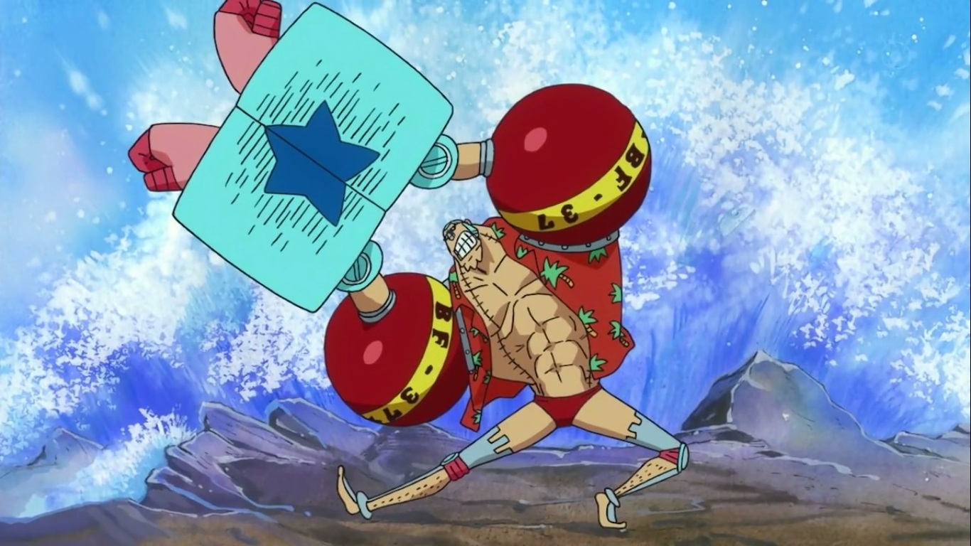 Franky One Piece 14 Cool Hd Wallpaper