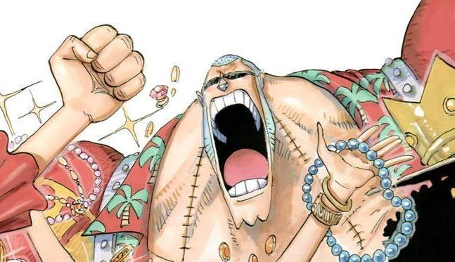 Franky One Piece 2 High Resolution Wallpaper