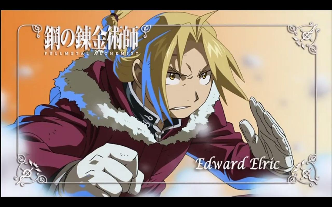 Fullmetal Alchemist Brotherhood 71 Anime Wallpaper