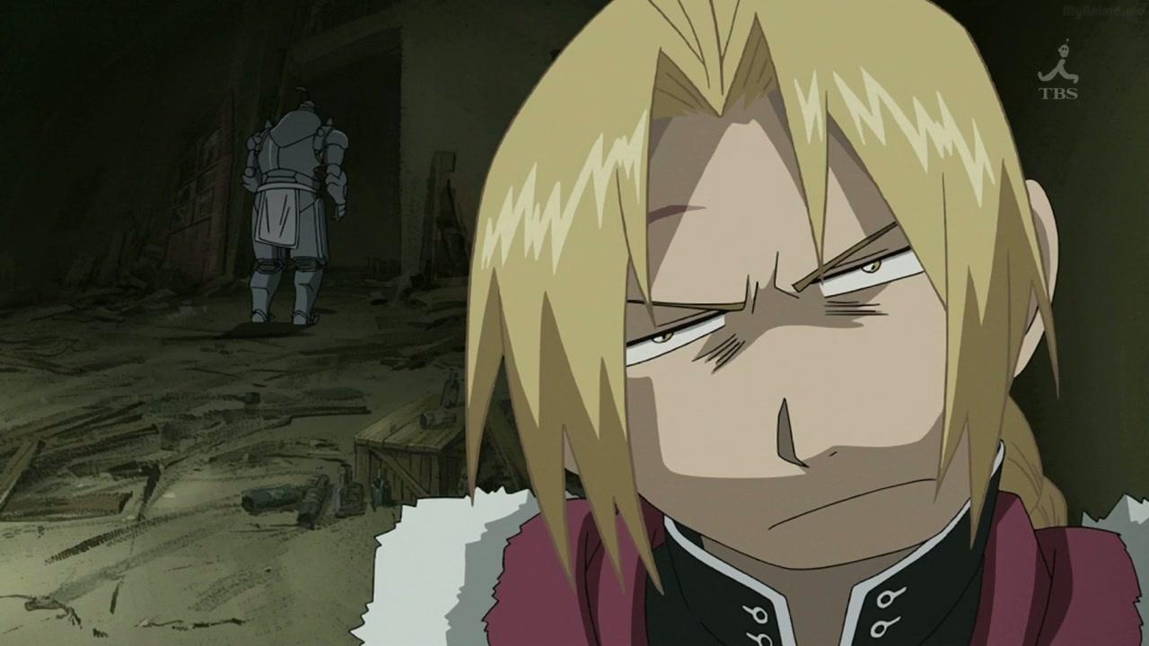 Fullmetal Alchemist Episodes 15 High Resolution Wallpaper
