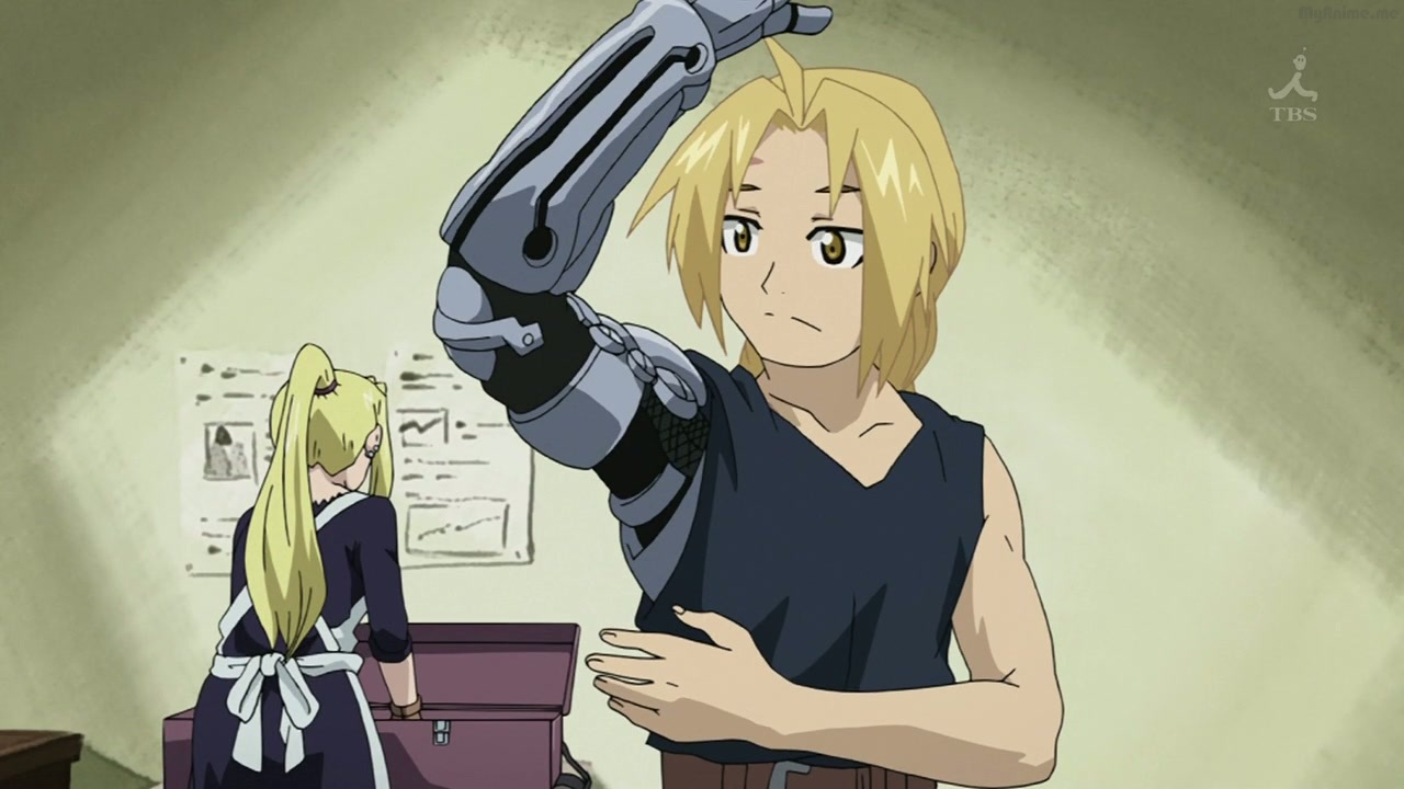 Fullmetal Alchemist Episodes 34 Free Hd Wallpaper