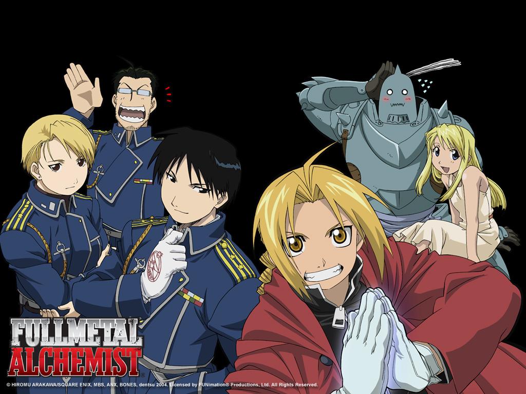 Fullmetal Alchemist News 6 Wide Wallpaper - Animewp.com