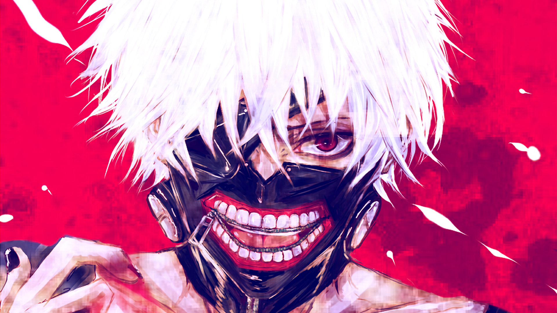 Kaneki Ken Mask 15 Cool Hd Wallpaper