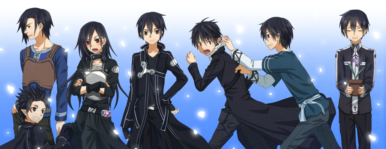 Kazuto Kirigaya 2 Cool Hd Wallpaper