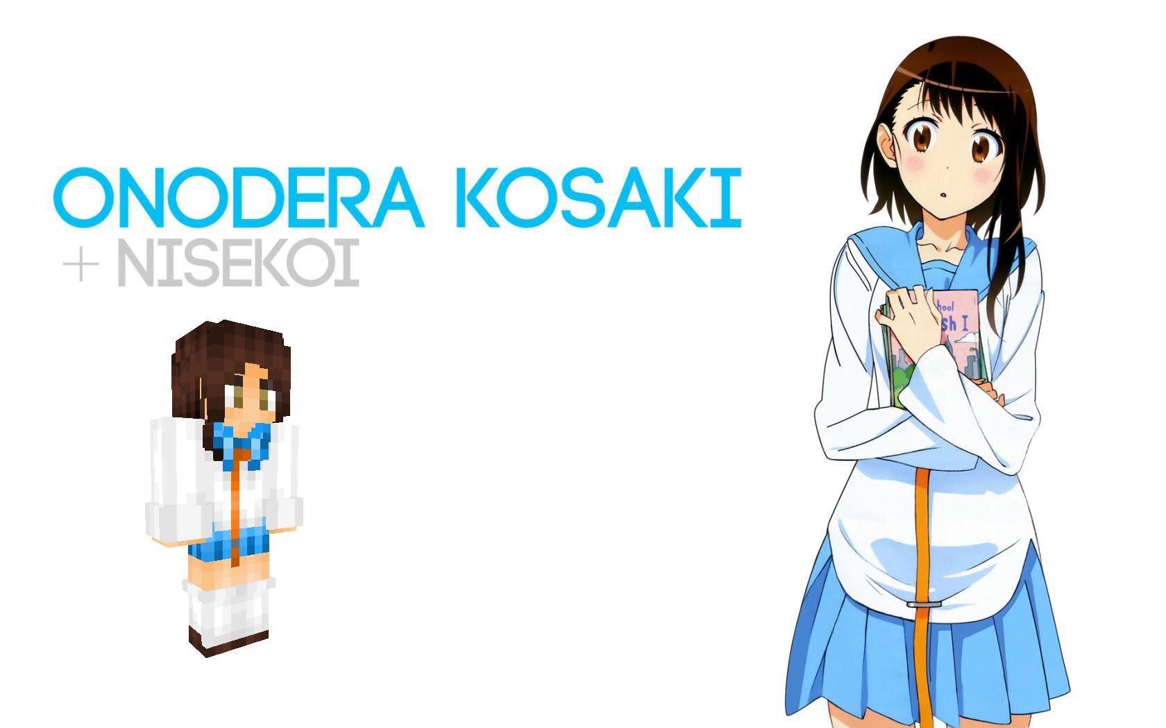 Kosaki Onodera 23 Widescreen Wallpaper