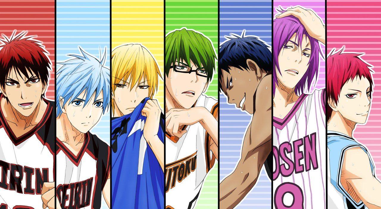 Kuroko No Basket Season 1 22 Cool Wallpaper