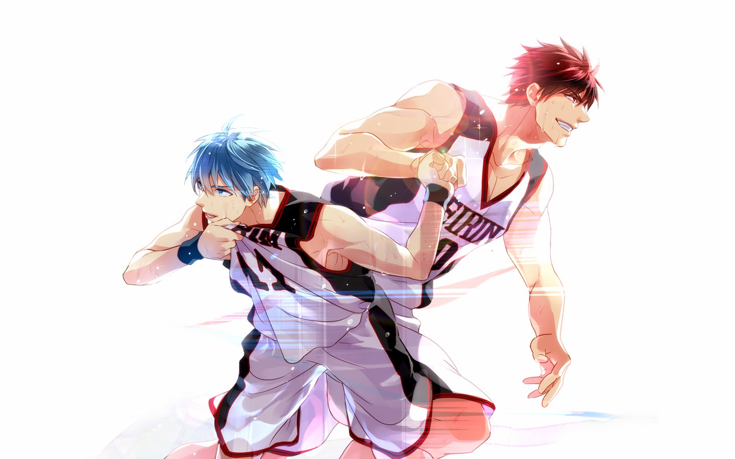 Kurokos Basketball Manga 1 Hd Wallpaper