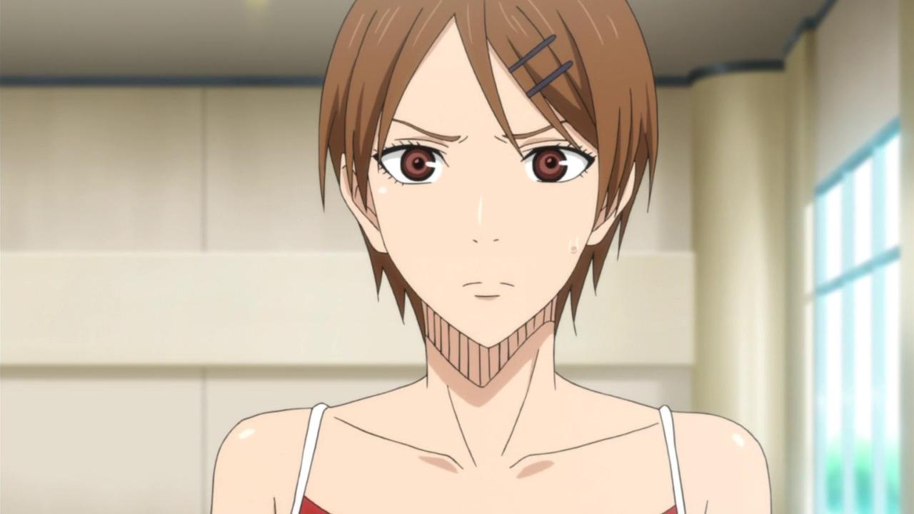 Kuroko no basket manga cosplay busty asian - 2 3